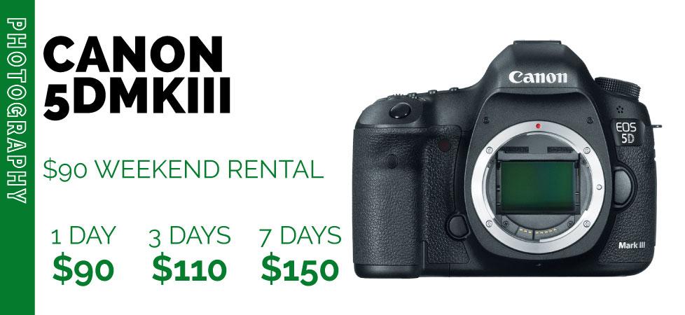 Canon 5DmarkIII